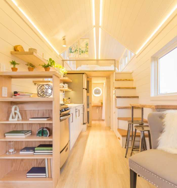 The Elsa Tiny House For Sale In Taylors South Carolina