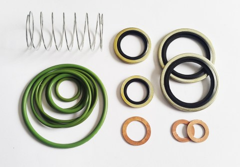 Kit de reparo válvula de retenção de óleo similar 2901 0072 00