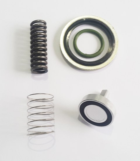Kit reparo válvula pressão mínima similar 2901 1399 00