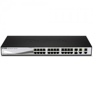 24-Port D-Link DES-1024D Fast  Unmanaged Switch