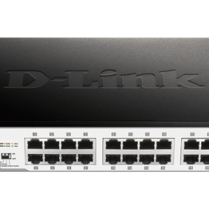 24-port D-link DGS-1024D  Unmanaged Gigabit Switch