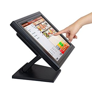 15-Inch POS TFT LCD Touch Screen Monitor