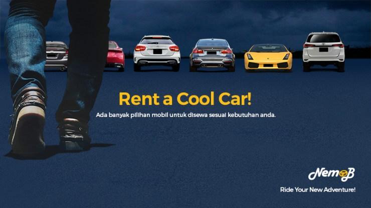 Nemob Marketplace Yang Memudahkan Dalam Melakukan Rental Mobil