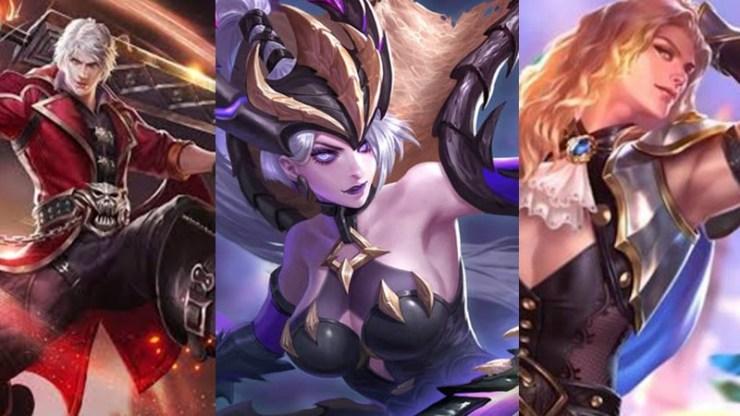 Inilah 3 Desain Karakter Mobile Legends Ini Seperti Terinspirasi Capcom
