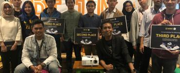 Sayembara Volantis dan Data Science Indonesia