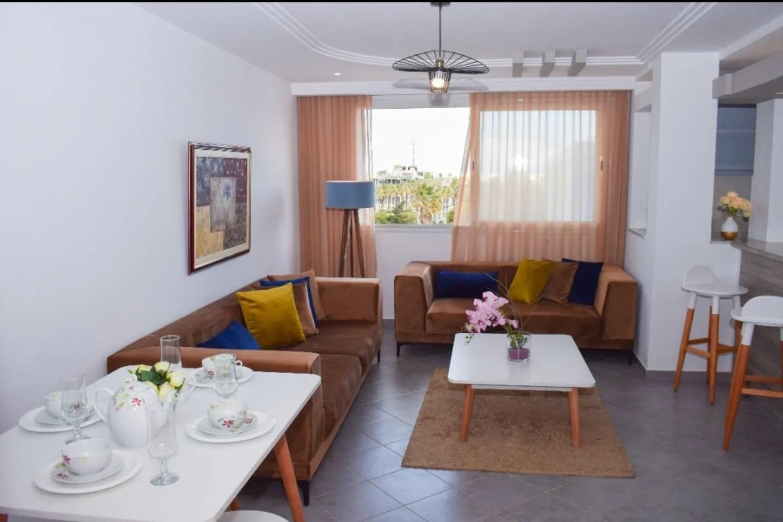 appartement turquoise s 2 c2 kelibia