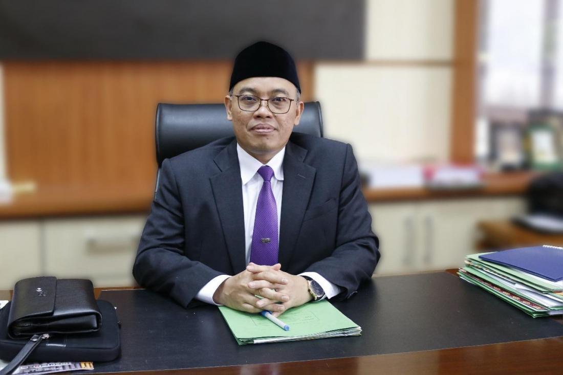 Direktur PD Pontren Ahmad Zayadi
