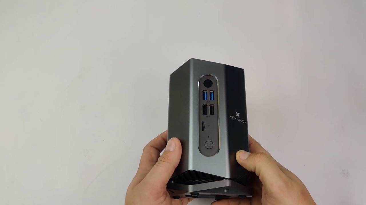 جهاز A95X MAX Plus تي في بوكس 2