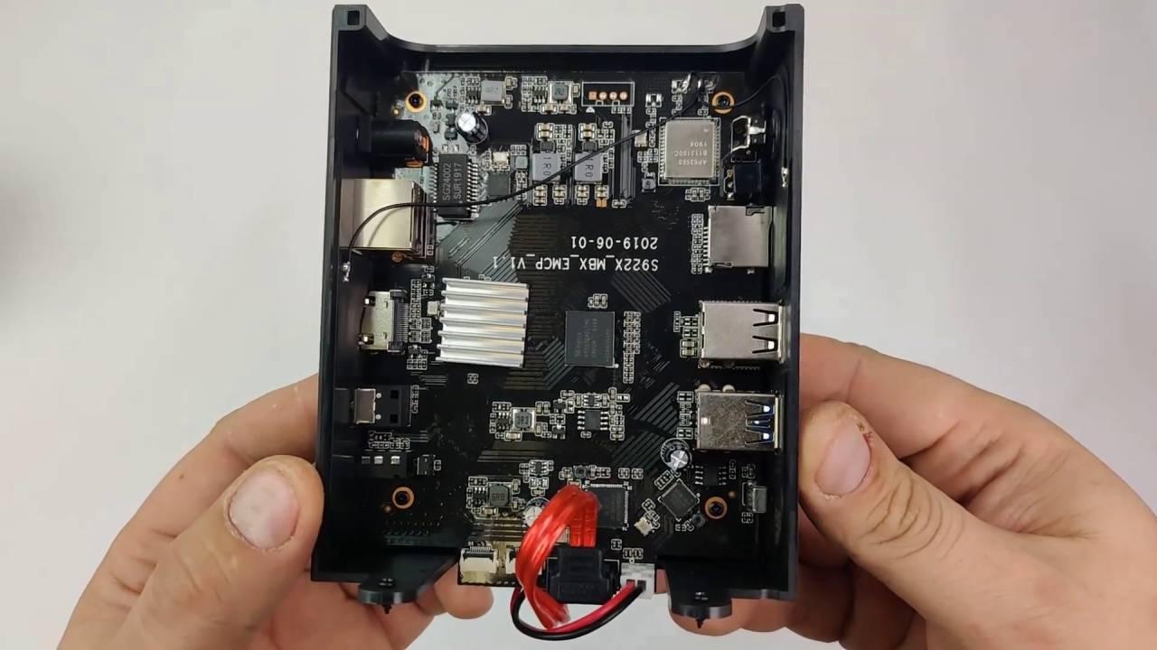 وصف جهاز A95X MAX Plus تي في بوكس