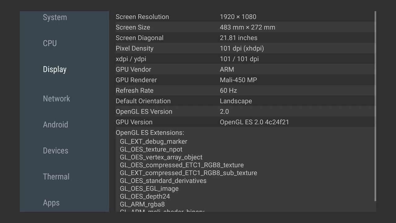 جهاز Xiaomi Mi Box S 2023