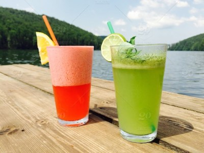 mint summer squash drink easy and short simple recipe