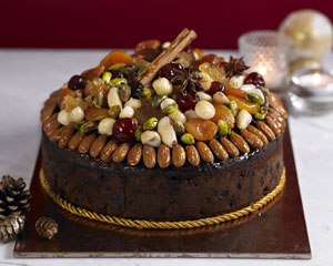 Easy Fruit Cake Good Food Channel