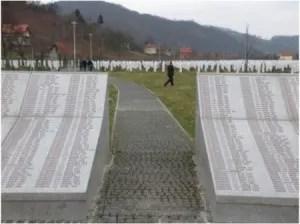 Srebrenica-Potočari Memorial and Cemetery for the Victims of the 1995 Genocide