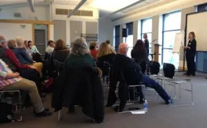 Stakeholders discuss possible solutions to homelessness in Salt Lake City.