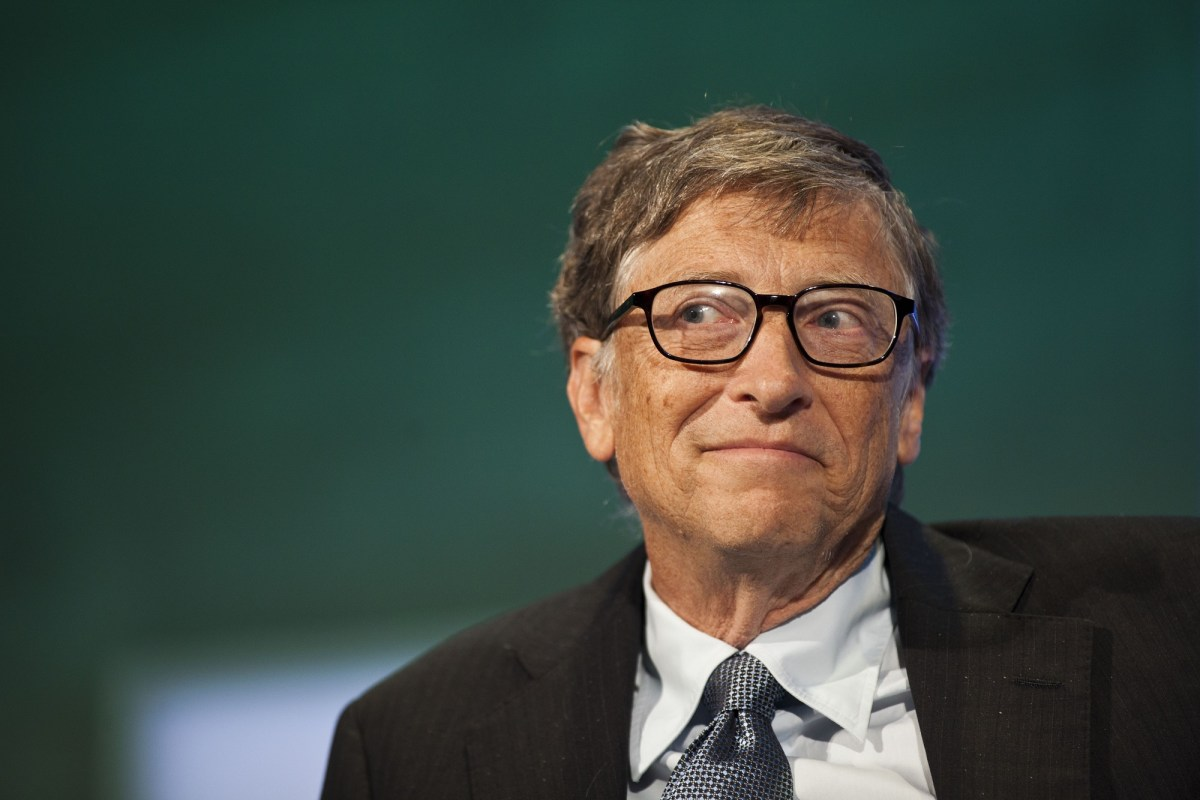 Does Bill Gates have bodyguards?
