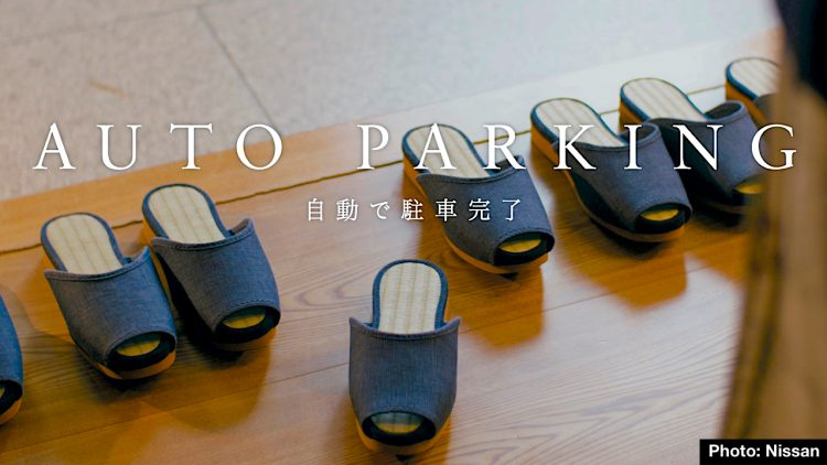 self-driving-slippers-parked