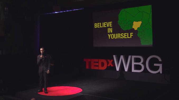 DBanj TED Talk