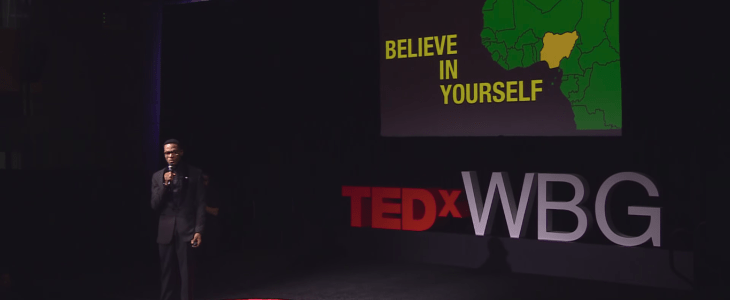 DBanj TED Talk