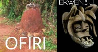 Igbo Spirituality, Ekwensu, Ofiri