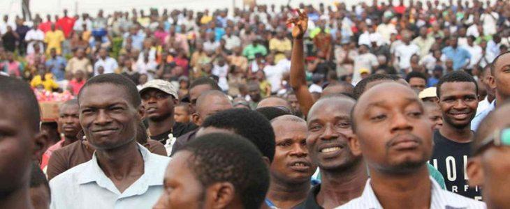 challenges of unemployment in Nigeria.