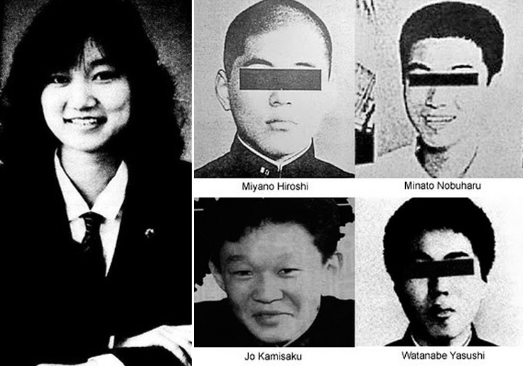 Worst Death Ever in the History of Man (Junko Furuta