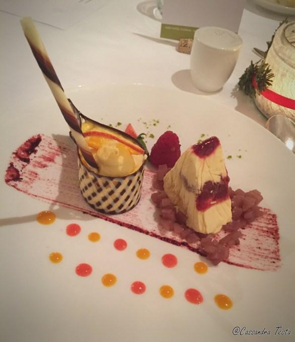 Dessert dell'hotel a Siusi
