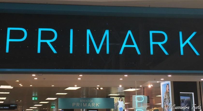 Primark, Il Centro di Arese