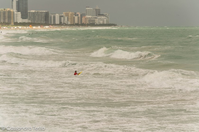 Surf a Miami Beach