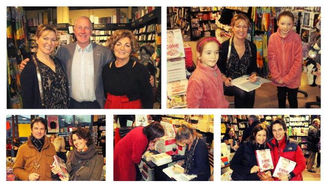 Rachel Allen book signing