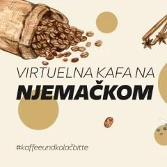 """vokabular njemačkog jezika, Najavljujemo prvu virtuelnu konverzacijsku """"kafu"""". Trebate samo pristup internetu"""