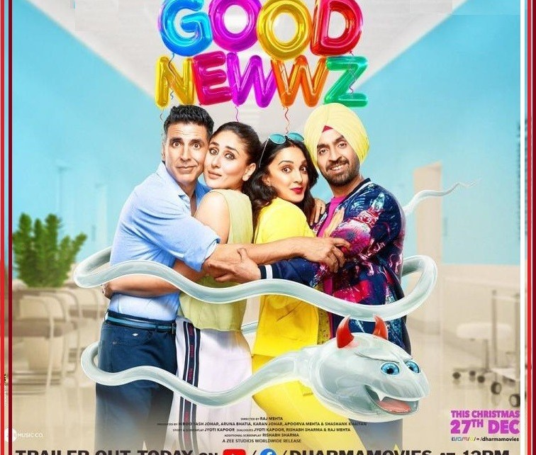 Good News Full Movie Download filmyzila