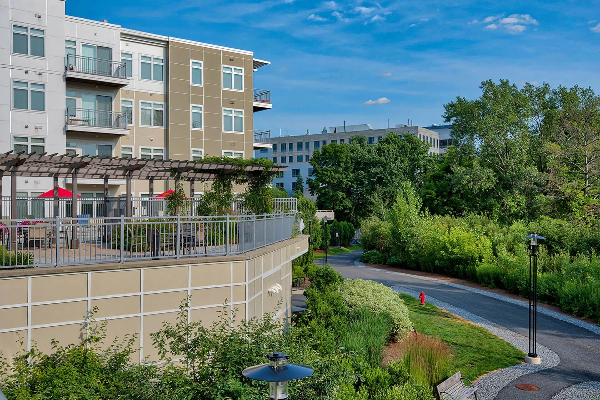 Fresh Pond Apartments Boston