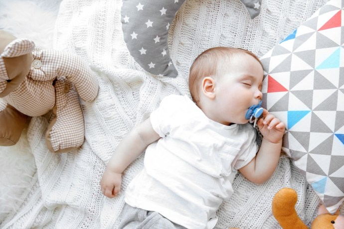 Get Newborn to Sleep Without Being Held
