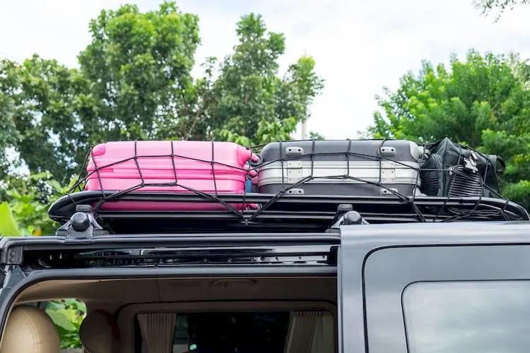 roof rack on your car