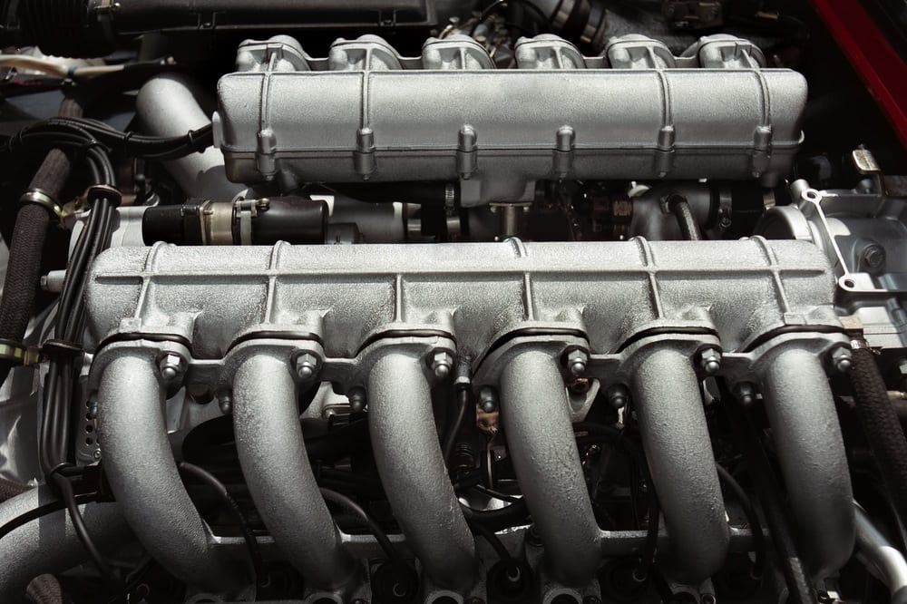 buy a good quality exhaust manifold
