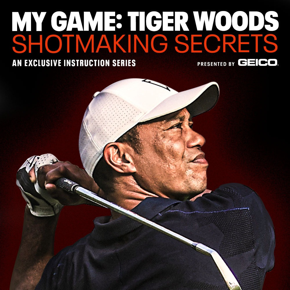 My Game: Tiger Woods Shotmaking Secrets