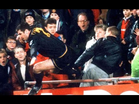 On january 25th 1995 cantona attacked crystal palace fan matthew simmons in one of the most infamous incidents in premier league history. Manchester United Legend Eric Cantona Admits To Further Shocking Kung Fu Kick Revelation Opera News