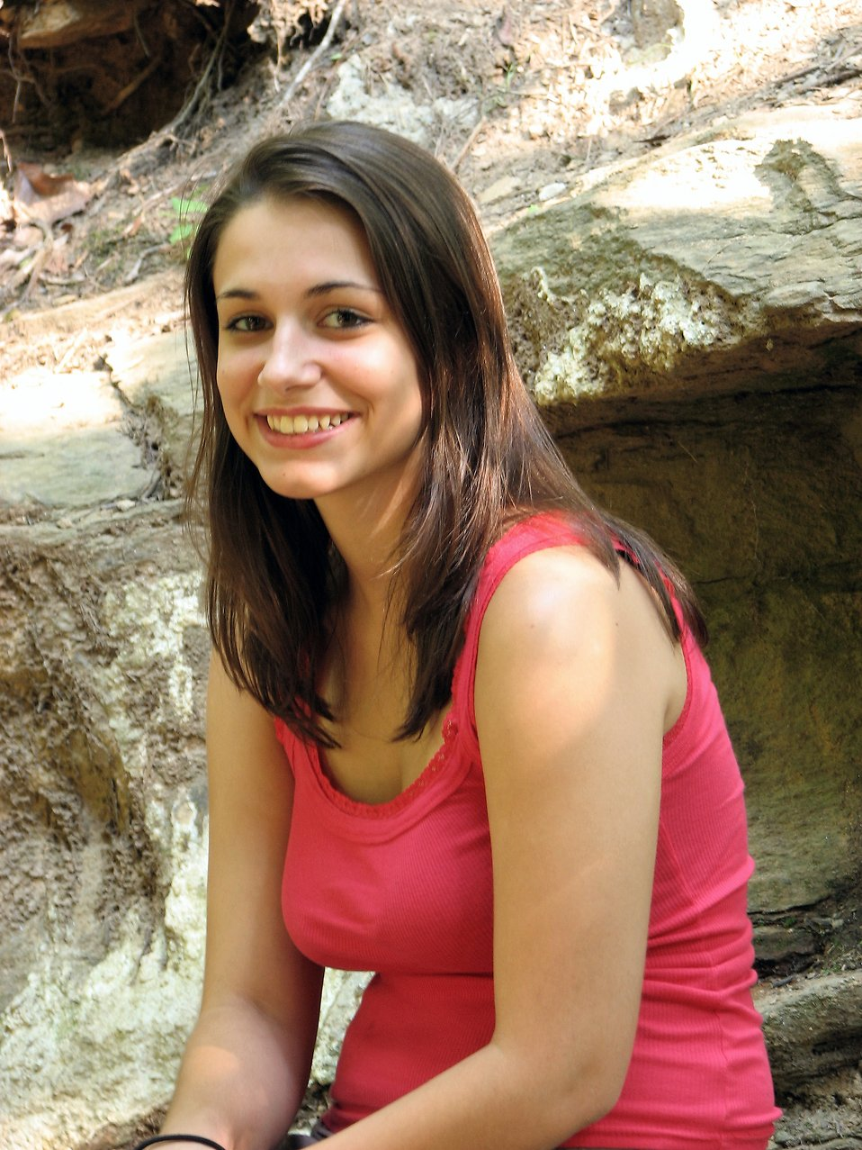 Girl Pretty | Free Stock Photo | Closeup outdoor portrait ... on Small:zikqrscfop8= Teenage Girls  id=90436