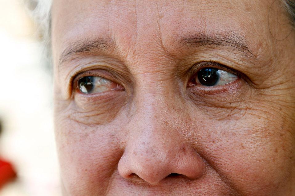 Woman Free Stock Photo Close Up Of A Hispanic Woman