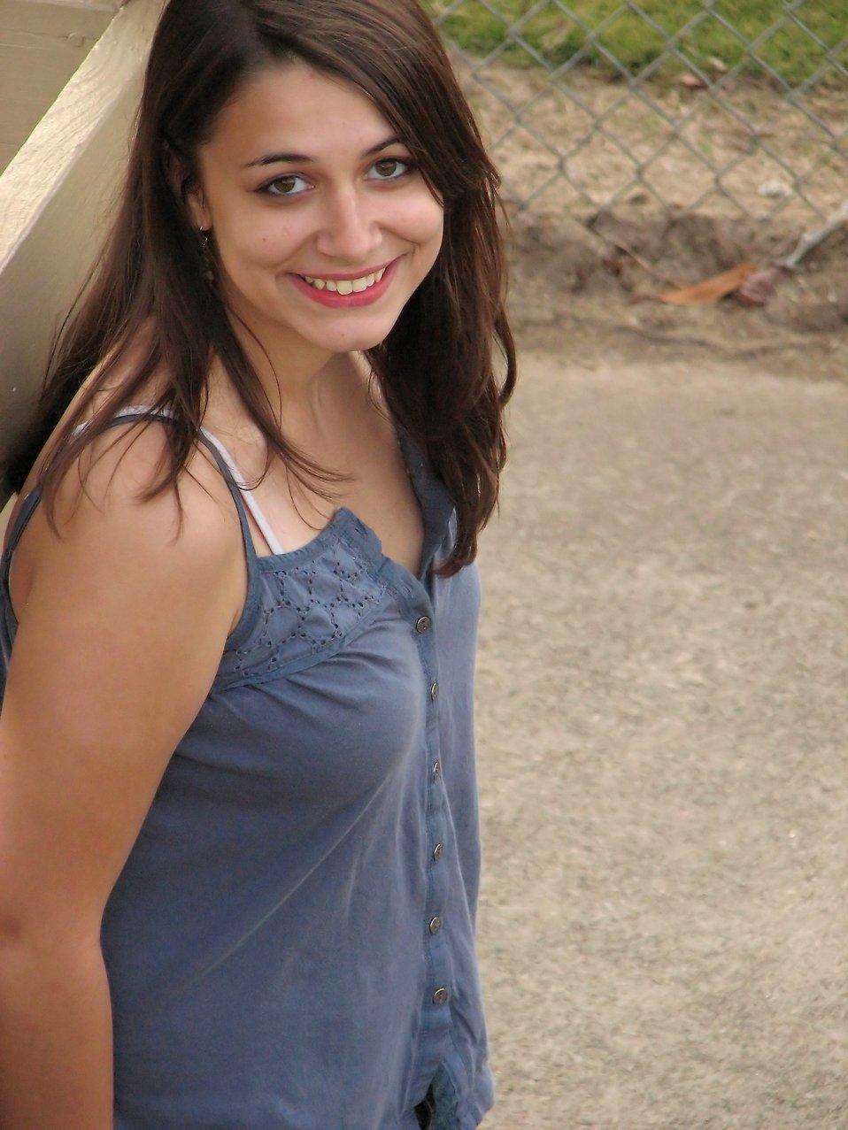 Girl Beautiful | Free Stock Photo | Outdoor portrait of a ... on Beautiful Teen Girl  id=68721