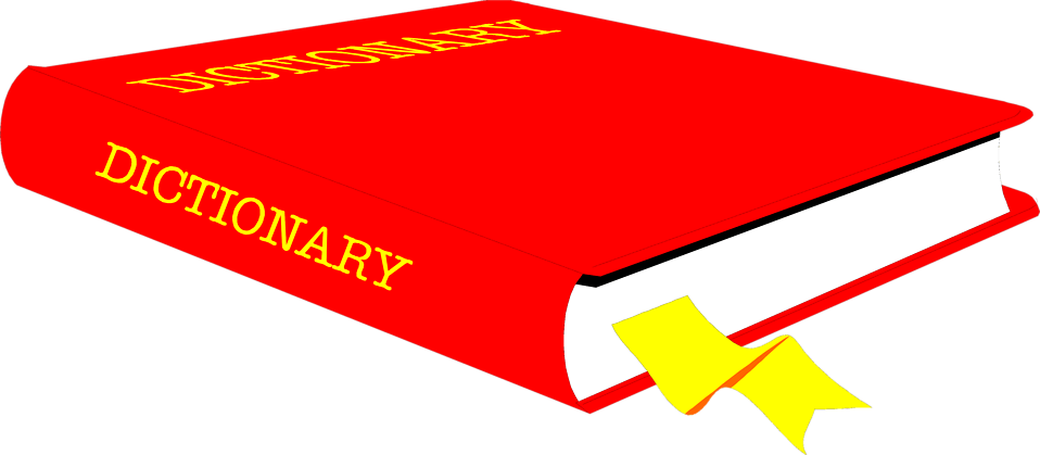 Image result for free dictionary transparent