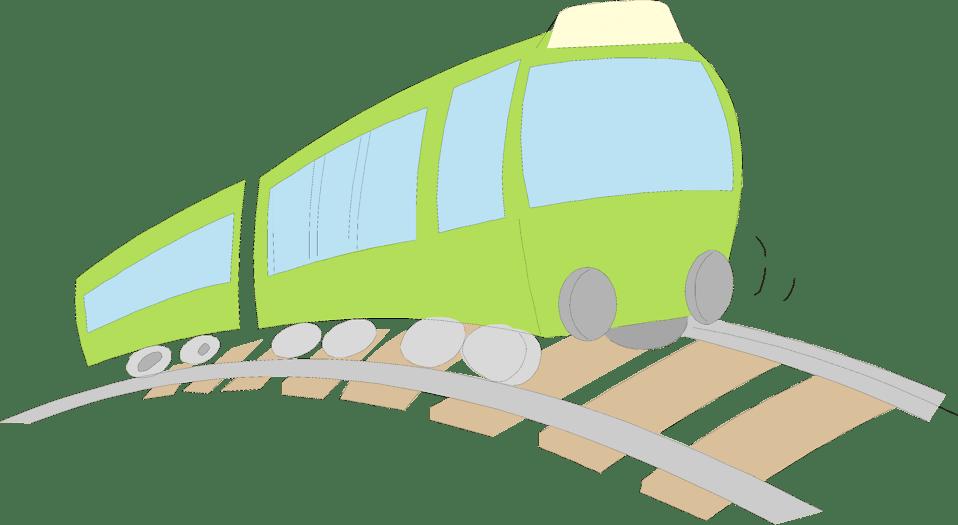 Image result for free clip art rail road transparent