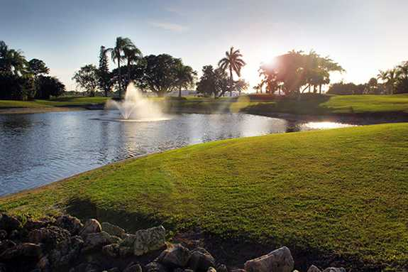 Palms at Pompano Beach Golf Course in Pompano Beach ...