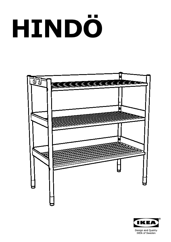 Finest Hind Tagre With Etagere Acier Ikea