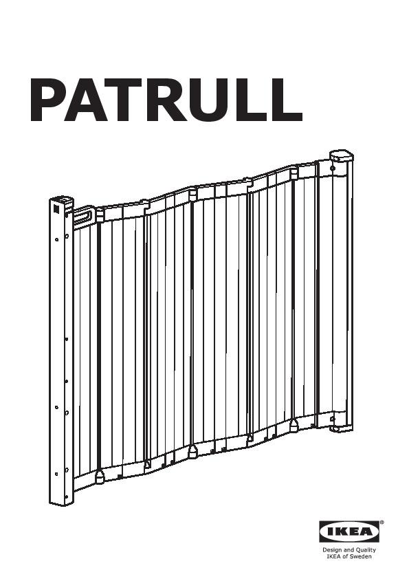 Patrull Barrière De Sécurité Blanc Ikea France Ikeapedia