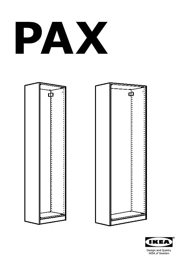 Armoire Ikea Pax Luxe Armadio Ikea Pax Elegante Angielski