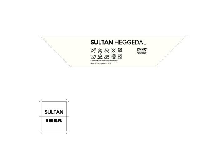 Sultan Heggedal Natural Material Spring Mattress