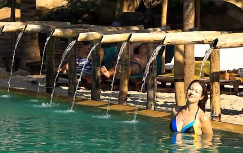 Ở K/S Green World, Trải Nghiệm Tắm Bùn & Tắm Khoáng tại I-resort