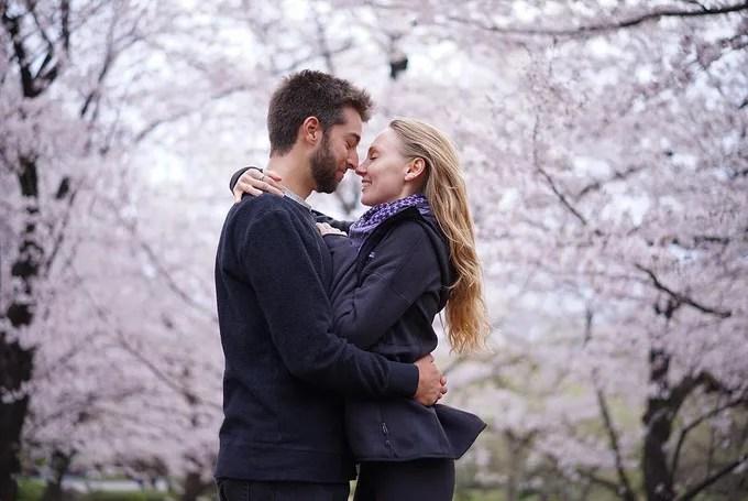 công viên sumida là địa điểm ngắm hoa anh đào nổi tiếng
