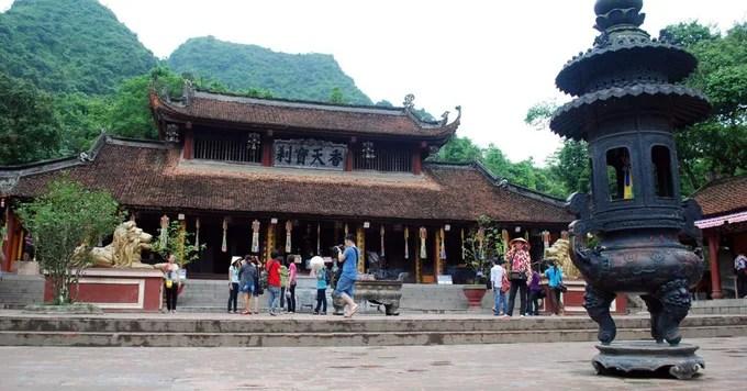 Chùa Hương Hà Nội